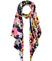 Kate Spade New York - Wild Bouquet Silk Oblong Scarf