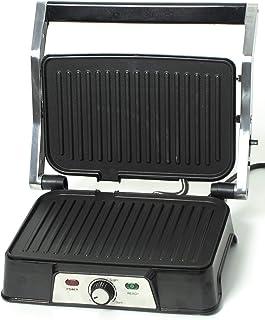 XSQUO Useful Tech Rebajas !! Grill de Contacto 3 en 1 y Apertura A 180º Easy Grill DOSS