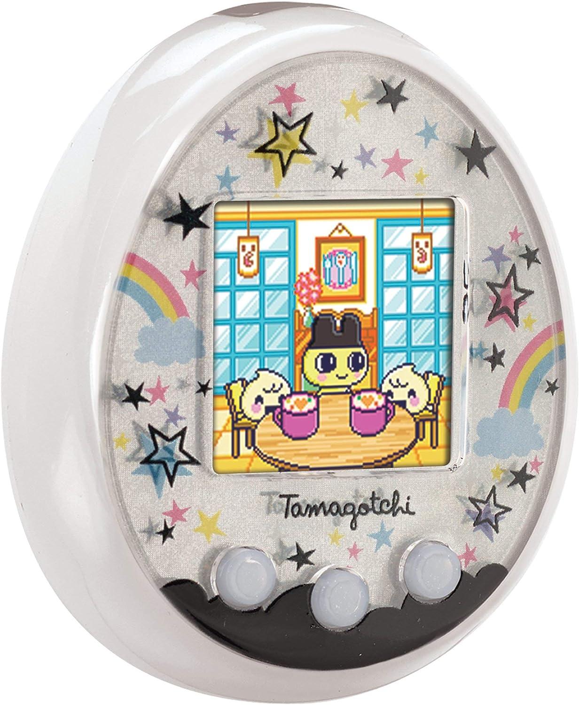 Tamagotchi On - Magic (Blanco) exclusivo de Amazon, blanco mágico