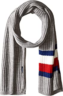 Men's Solid Scarf