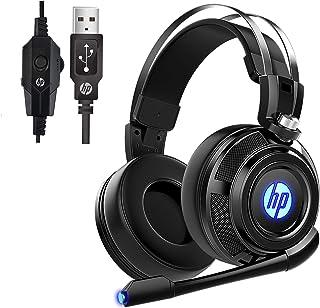 HP Auriculares estéreo para Juegos con Cable con micrófono