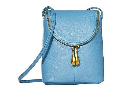 Hobo Fern (Dusty Blue) Cross Body Handbags