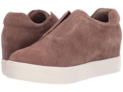 J/Slides Starr (Taupe Suede) Women