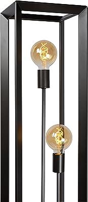 Lampadaire autonome de style europ/éen et r/étro pour le salon ou le bureau * Lampadaire de salon Pedal Floor Lamp Lampadaire LED Lampadaire de lecture