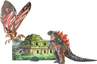Godzilla King of The Monsters - Godzilla & ET Mortha. Kings Collide Battle Pack