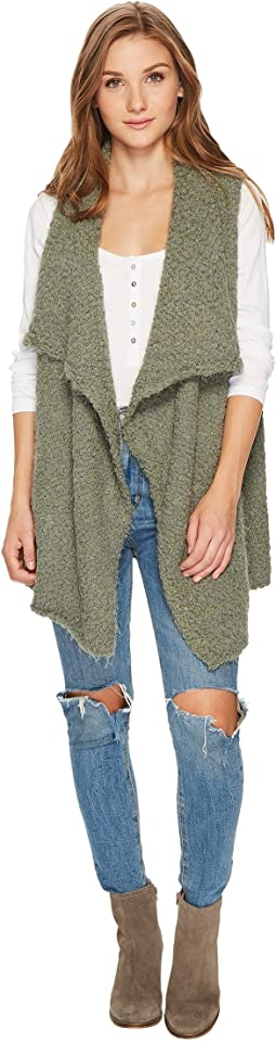 kensie - Bobble Fur Vest KS0K5763