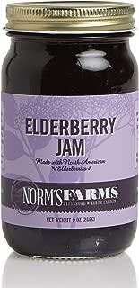 elderberry jam preserves