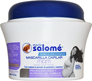 Maria Salome Mascarilla Capilar MOM HAIR MASK Hair Loss Prevention / Nourishing Mask 11.8 oz