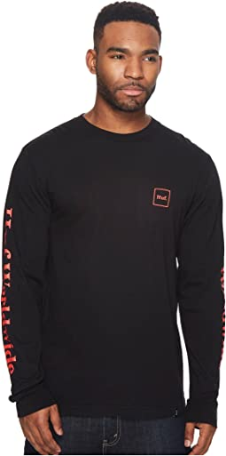 HUF - Domestic Long Sleeve Tee