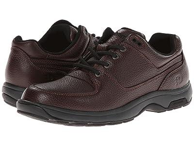 Dunham Windsor Waterproof (Brown Waterproof Milled Leather) Men