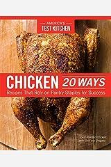 Chicken 20 Ways Kindle Edition
