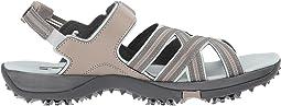 Tan/Light Grey Sandal