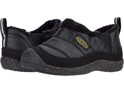 KEEN Kids Howser II (Toddler/Little Kid) (Black/Black) Boy