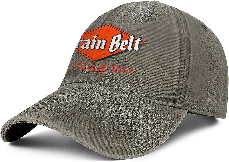 Mail order cheap Mens Cowboy Cap Grain-Belt- Vintage Soft Max 90% OFF Adjustable Hat Baseball