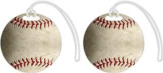baseball bag name tags