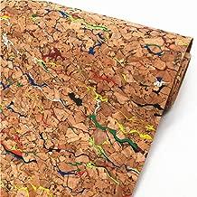 Rollo corcho 2/mm de grosor 30/x 1/m //bajo flotante saque de parqu/é, laminado de, y moqueta//w/ärmed/ämmende pared Murales//Aumenta el gehkomfort //ac/ústico 30qm
