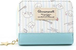 [アルディ] 財布 二つ折り 女の子 ラウンドファスナー シナモロール CR2-3