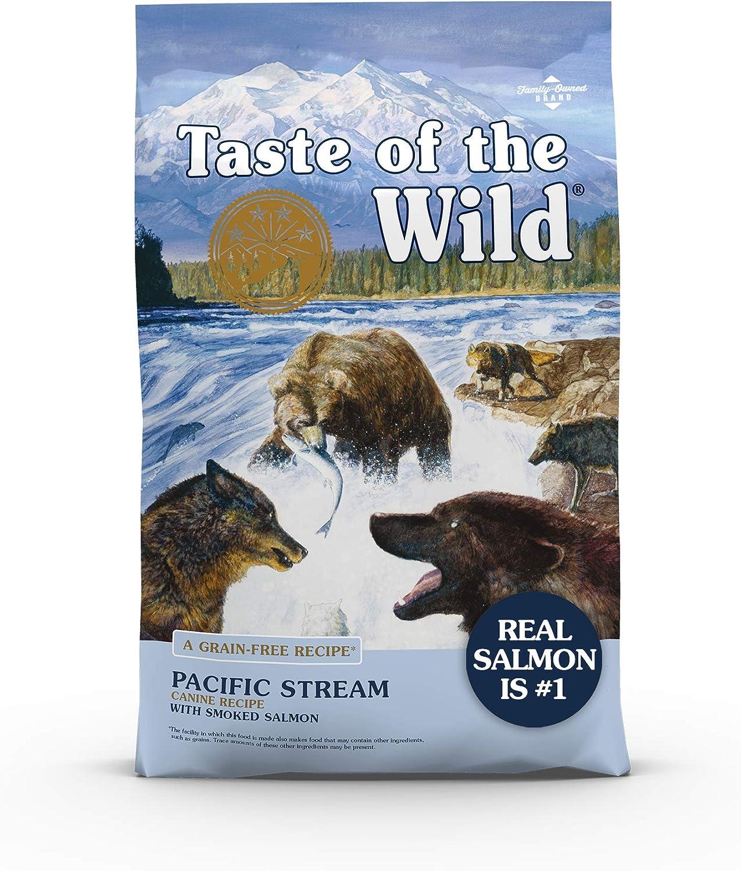 Taste of the wild salmón