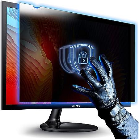 "16:10 Matte or Gloss Finish Privacy Filter Protector APF26.0W Anti-Scratch Anti-Glare Blocks 96/% UV Adaptix Monitor Privacy Screen 26/"" Info Protection for Desktop Computer Security"