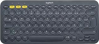 Logitech K380 Multi-Device Bluetooth Black