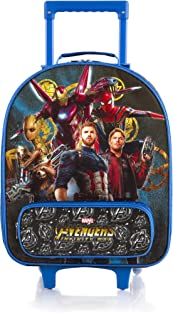 """Details about  /Marvel Avengers Age Of Ultron Boy/'s Graphic Carry-On Shoulder Bag 13/"""" x 11/"""" NWT"""