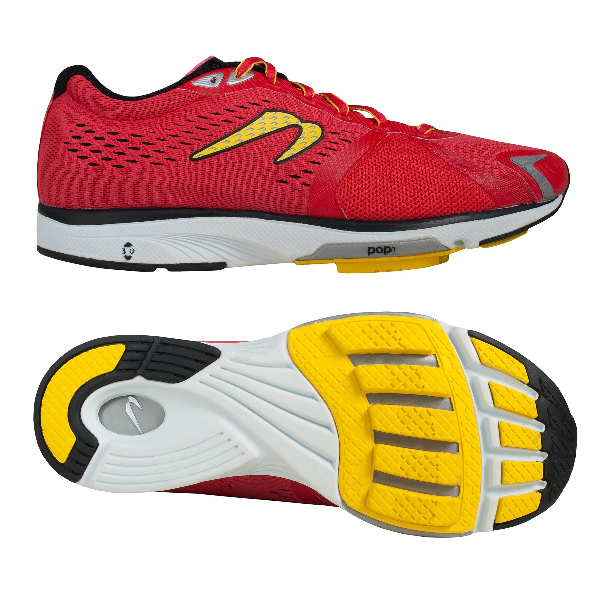 Newton Zapatilla De Running Gravity IV, Talla 9, Color Azul: Amazon.es: Deportes y aire libre