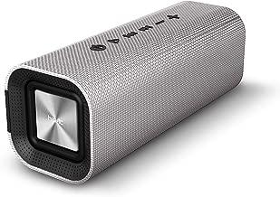 HAVIT Enceinte Bluetooth Portable Puissante, 10W Haut Parleur Bluetooth V4.2 Enceinte Portable sans Fil - Gris