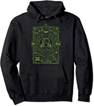 Breaking Bad 10th Anniversary I Am The Danger Collage Poster Pullover Hoodie
