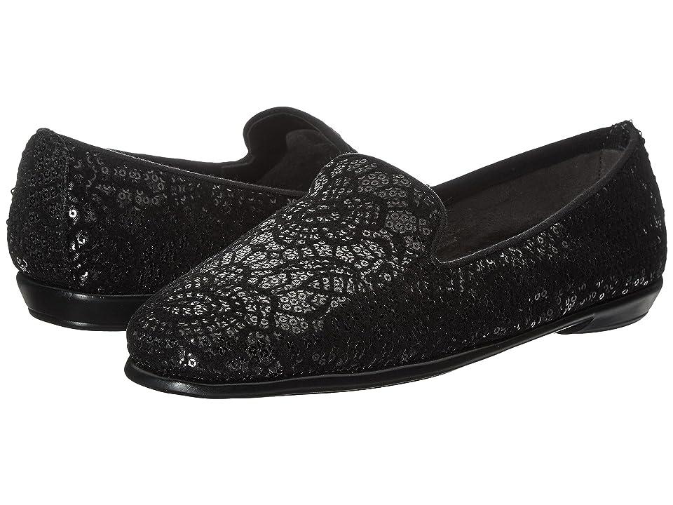 Aerosoles Betunia (Black Velvet) Women