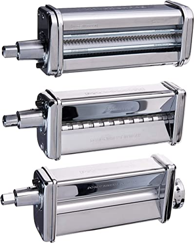 discount Kitchenaid KPRA Pasta Roller new arrival and cutter for outlet sale Spaghetti and Fettuccine (Renewed) outlet online sale