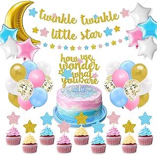 Yaaaaasss! Twinkle Twinkle Little Star Party Decorations CY-S01