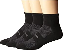 Feetures - High Performance Ultra Light Quarter 3-Pair Pack