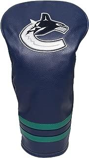 Team Golf NHL Vintage Driver Golf Club Headcover, Form Fitting Design, Retro Design & Superb Embroidery