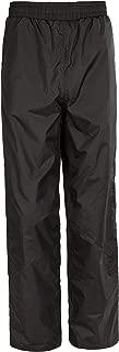 Best black rubber rain pants Reviews