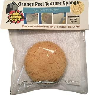 Orange Peel Texture Sponge | DIY Drywall Repair Tool