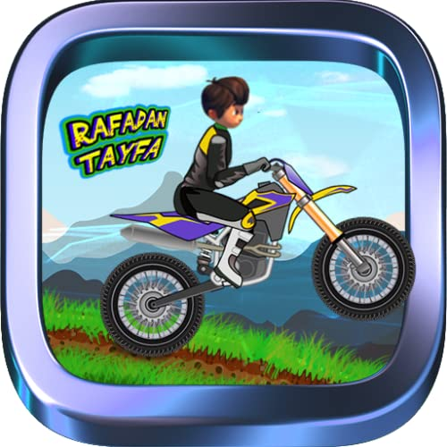 Rafadan Tayfa Motocross Game