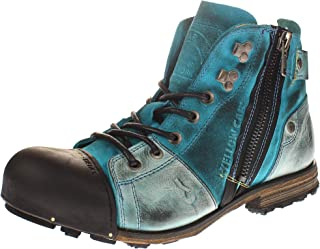 Yellow Cab - Bottes Industrial 15419 - Light Blue