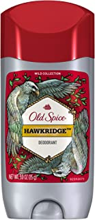 Old Spice Deodorant 3 Ounce Hawkridge Solid (88ml) (2 Pack)