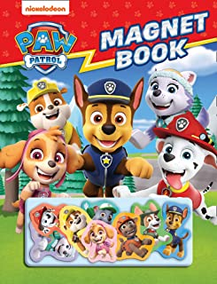 Paw Patrol Magnet Book