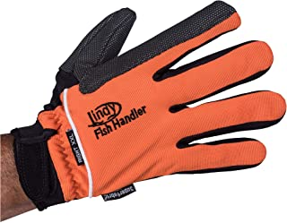 Lindy Fish Handling Glove Anti-Cut Puncture-Proof and Cut Resistant Fish-Grabbing Glove, Color May Vary