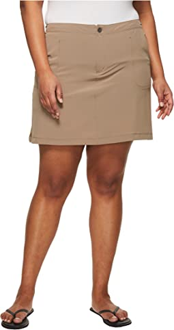Plus Size West Loop Trail Skort