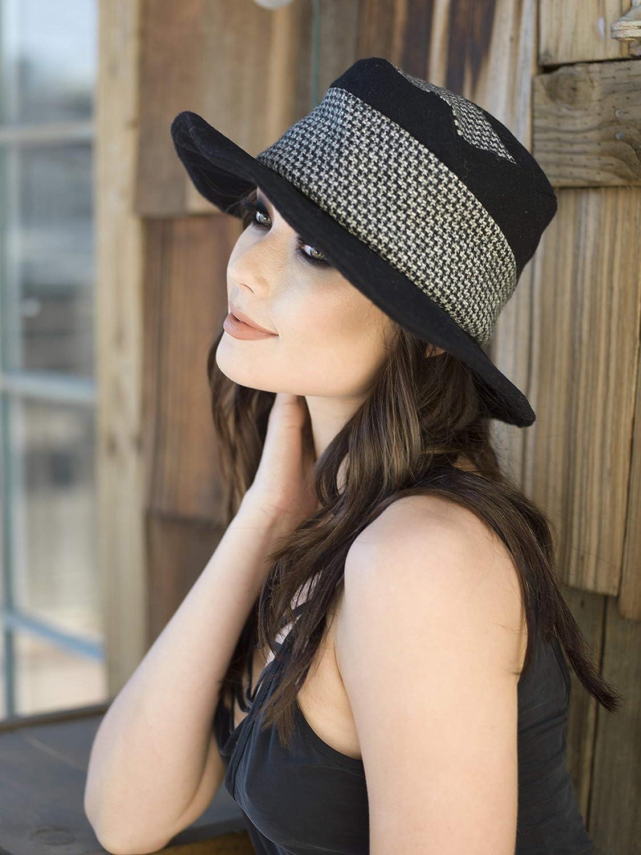 Now on sale Wool Black Hat Max 52% OFF Bucket