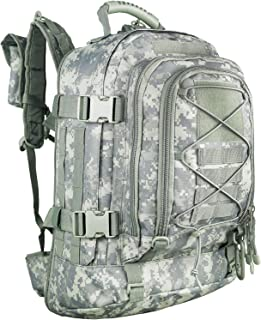 WolfWarriorX Backpack Military Backpacks for Men Tactical Waterproof 3 Day Bag
