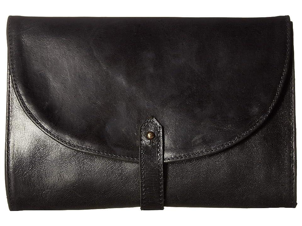 ABLE Chaltu Clutch (Black) Handbags