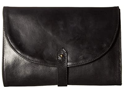 ABLE Chaltu Clutch (Black) Handbags
