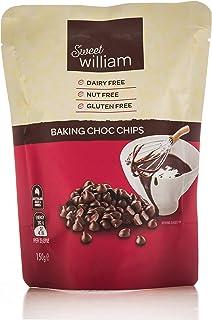 Sweet William Baking Chocolate Chips 150 g x 6