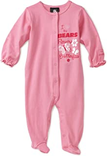 NFL Chicago Bears Sleep 'N Play With Ruffle Infant/Toddler Girls'