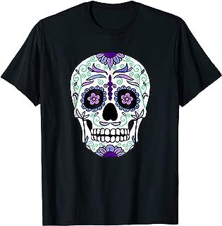 Sugar Skull Day of the Dead Dia de Muertos Alfeniques