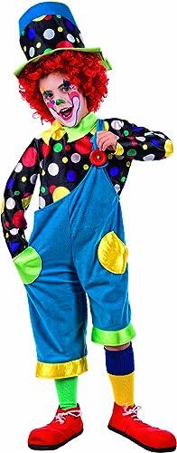 Limit Sport mi620 Costume de cFaiblen à pois Enfant 3Pièces (Bavoir de chemise de Chapeau)