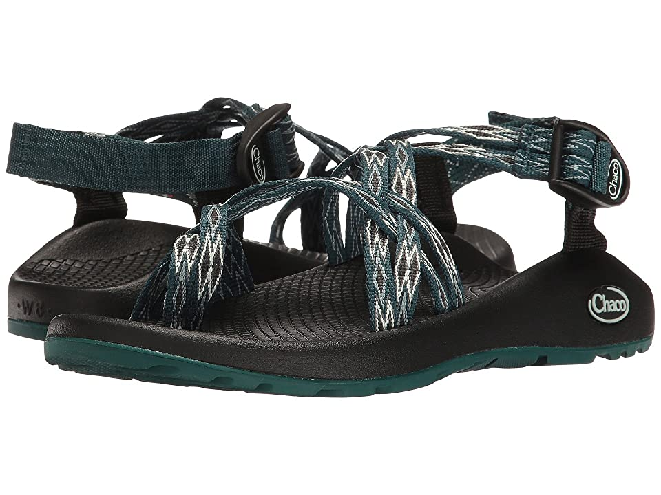 Chaco ZX/2(r) Classic (Angular Teal) Women